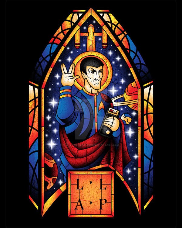 Logical Saint by shokxone-studios