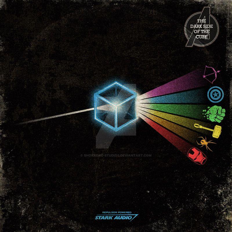 Dark Side of the Cube by shokxone-studios