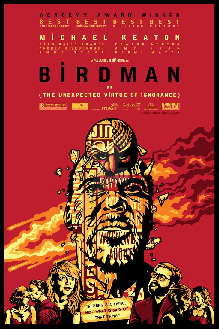 BIRDMAN by shokxone-studios
