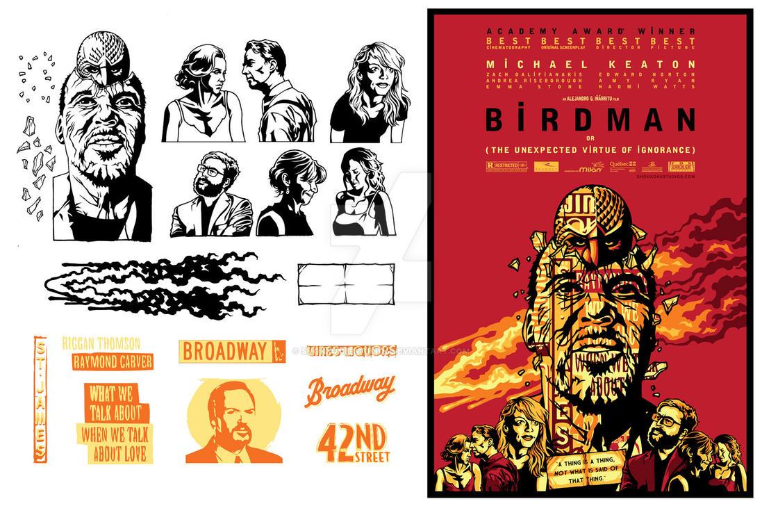 The Making of BIRDMAN by shokxone-studios
