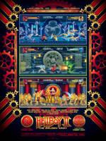 Hellboy II: The Golden Army by shokxone-studios