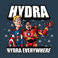 Hydra Everywhere by shokxone-studios