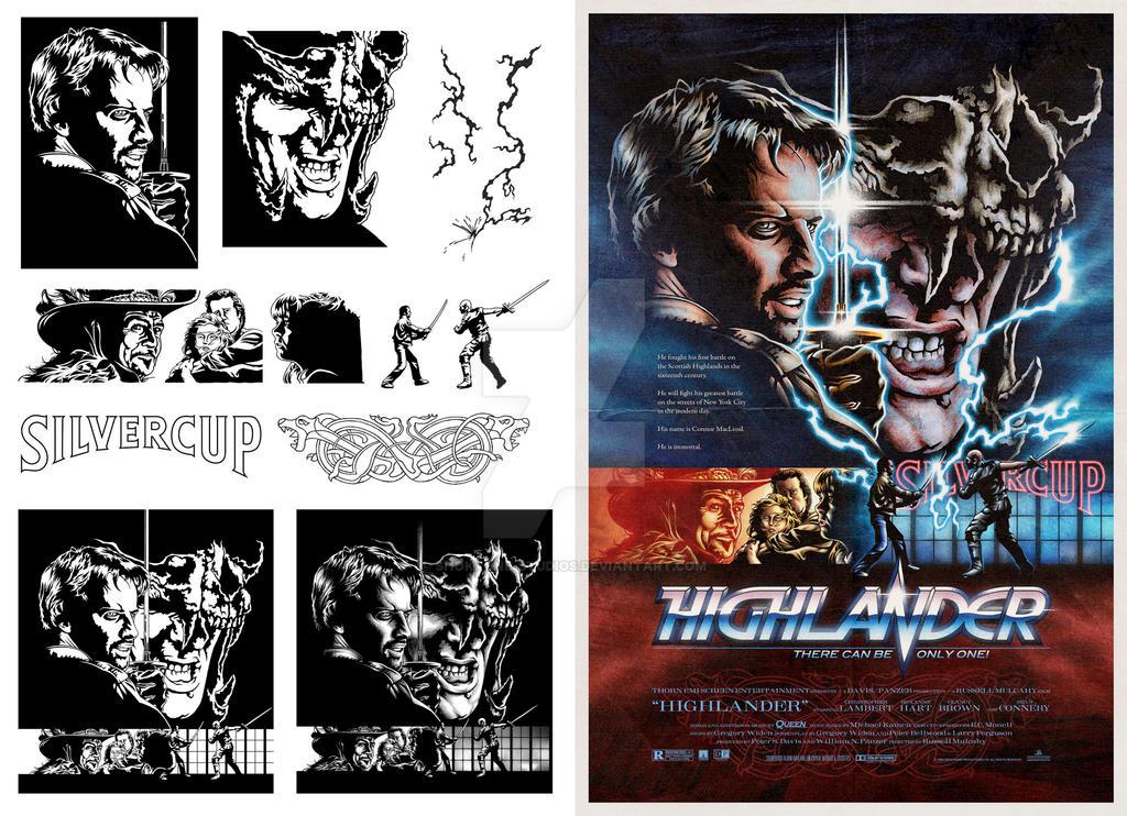 The Making of HIGHLANDER by shokxone-studios