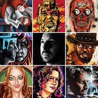 Art vs Artist by shokxone-studios