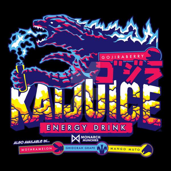 Kaijuice by shokxone-studios