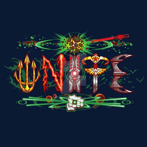 Unite The League by shokxone-studios