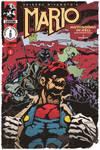 Super Mario Art Show - Mushrooms in Hell