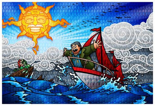 Sailing at Last
