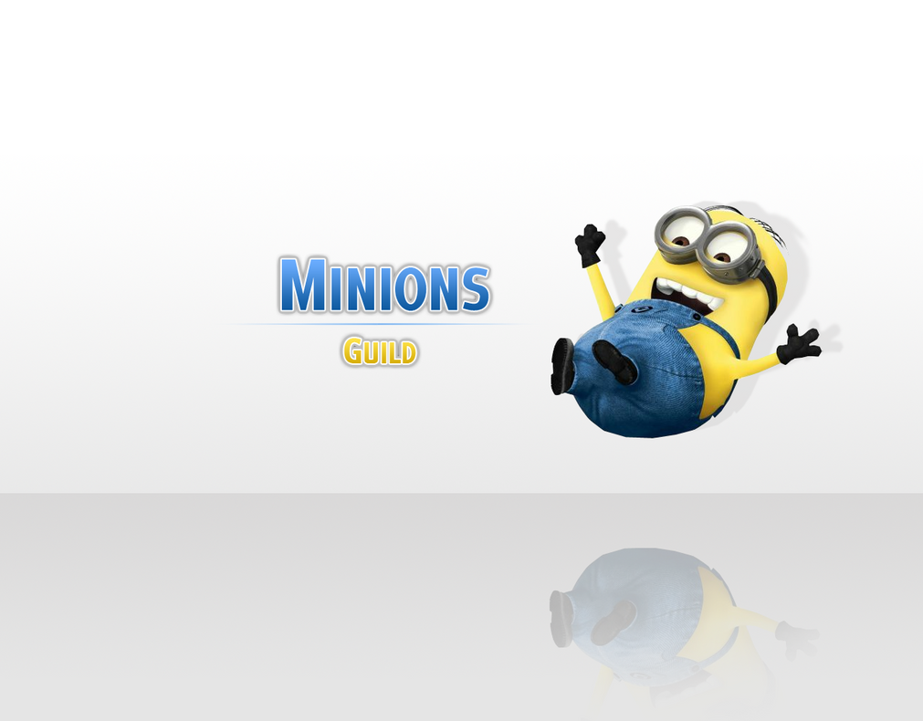 Minions' Guild Wallpaper by ~D2Domo on deviantART