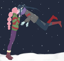 [Bubbline] Maybe The Cold Isn't So Bad Afterall