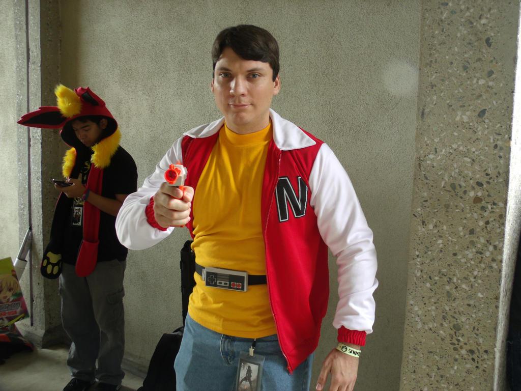 Captain N: The Game Master by Moogleborg
