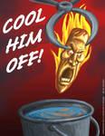 Cool him off