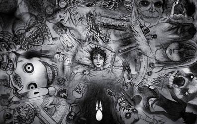 Forever Awake by ImaginosWorkshop