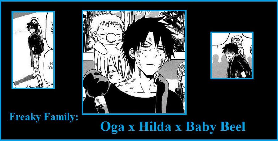 beelzebub oga and hilda relationship