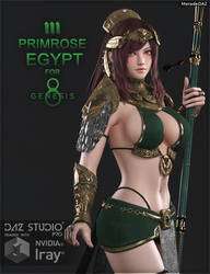 Primrose Egypt for Genesis 8 and 8.1 Female