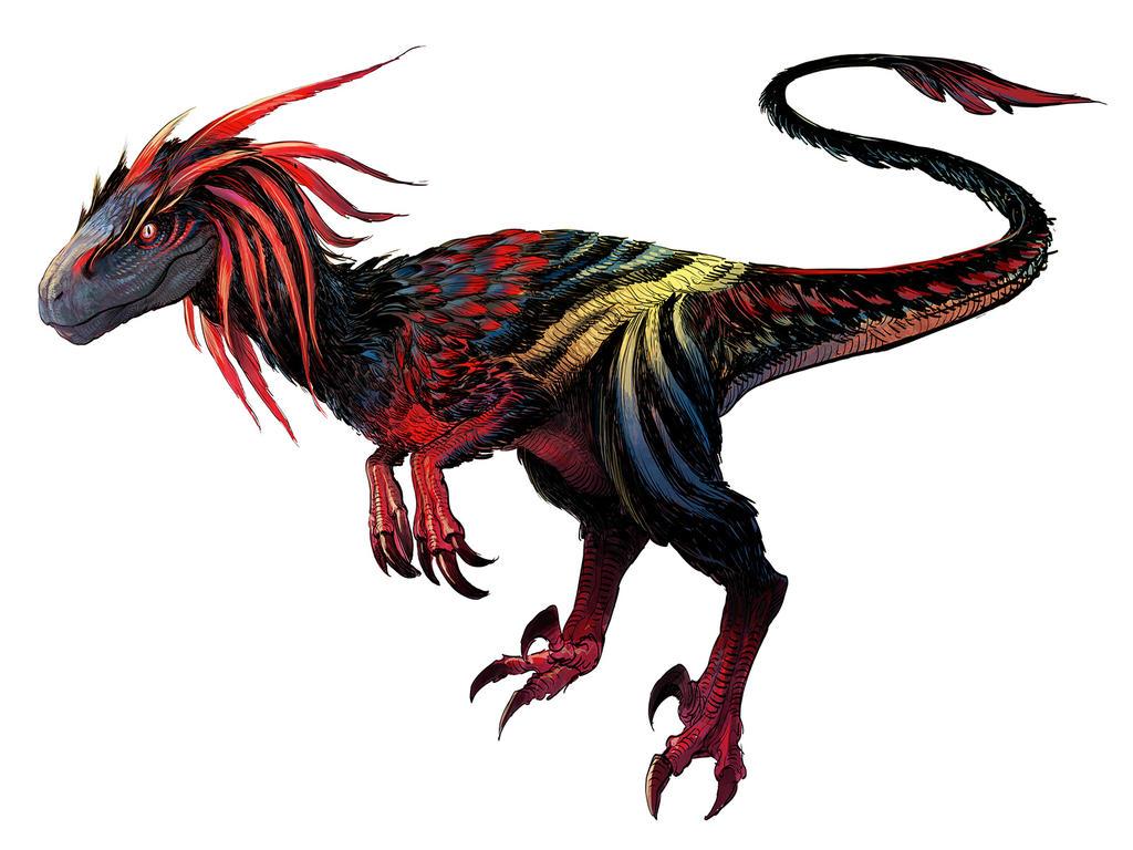 Raptor-gang-01b by Nisachar