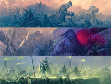 MBX Vol 01 21 Battle Inhumans sketch