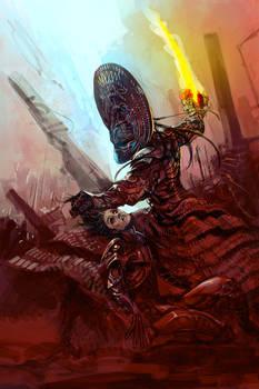 Abhimanyu slaughter