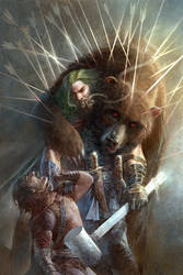 Brigands 02 by Nisachar