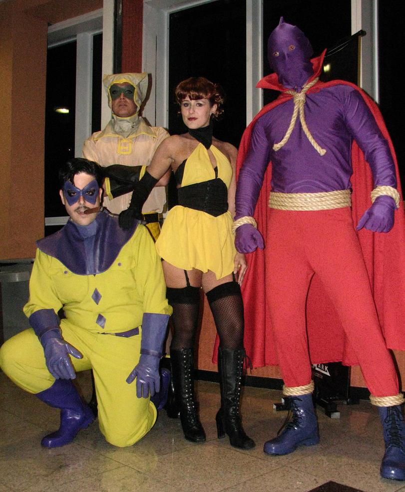 cosplays by guilhermebriggs on guilhermebriggs 13 29 pre estreia watchmen 2