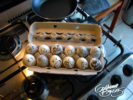 O Ritual dos Ovos