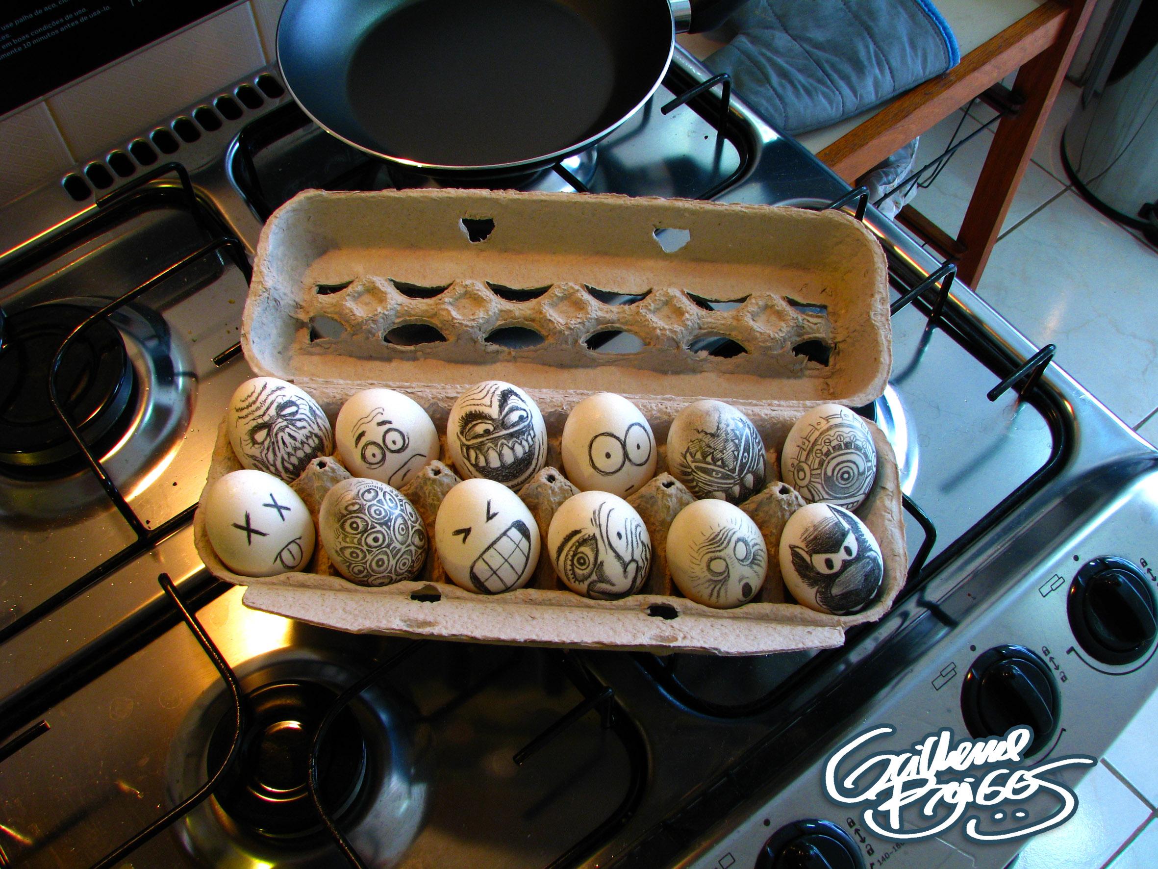 O Ritual dos Ovos by GuilhermeBriggs