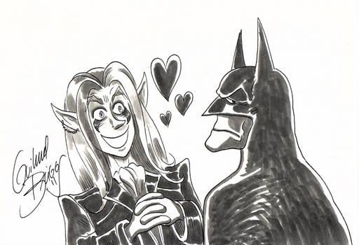 Batman e Domi (Mercenarios)