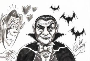 Dracula e Domi (Mercenarios)
