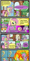 Angel vs Spike - Petsitting - Page 1