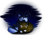 [YCH] Written In The Stars