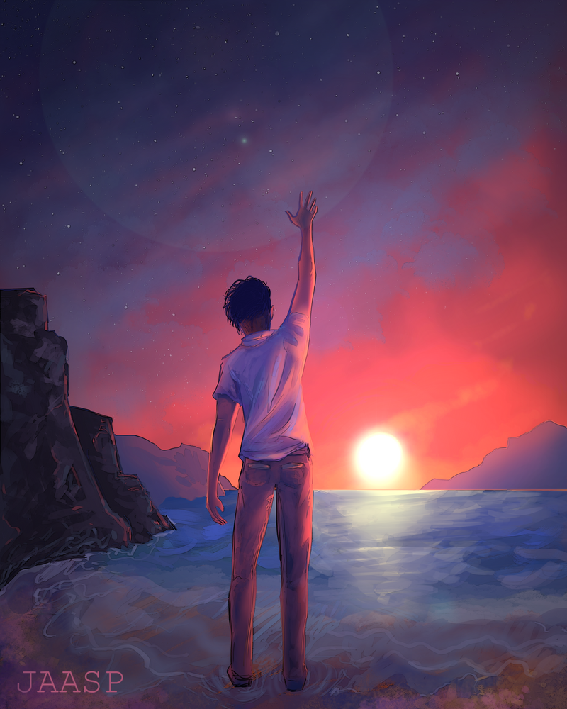 Our Hands Will Touch The Sky by Jaasp