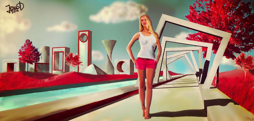 Arcos De Metal by Dream-Bunker