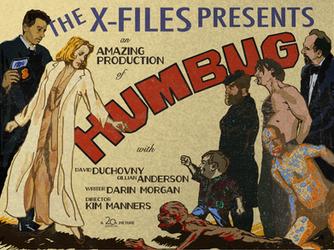 The X-Files - Humbug by jjlendl