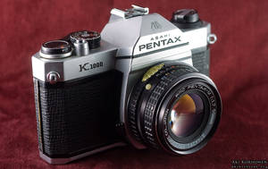Pentax K1000 + 50mm F1.7 by ak87