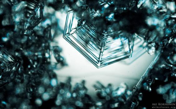 Snow crystals 2