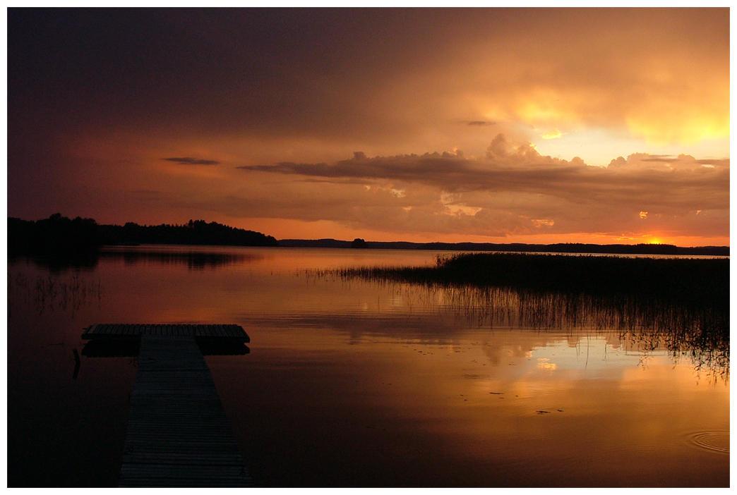Sunset by ak87