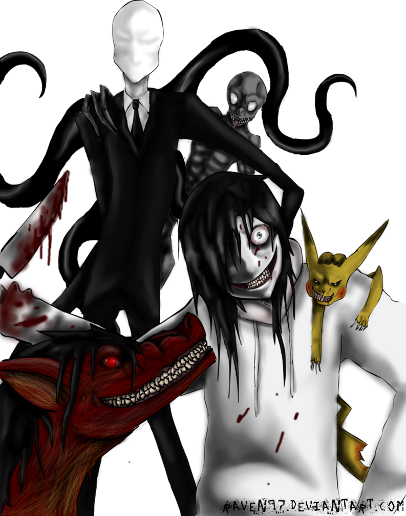 The Creepypasta Effect by Raven97