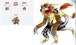 Taumar {Pokemon Fusion 3}