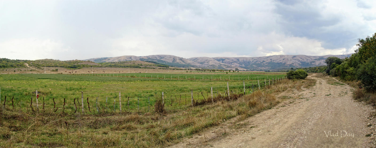 Perevalnoye village area 1, Crimea, Sept. 4, 2011 by anyword