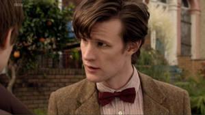 The Doctor, Matt Smith by SpyroGirlCazy