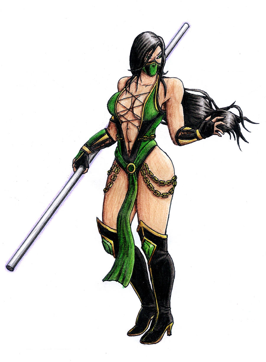 Pics of jade in mortal kombat 9  naked picture