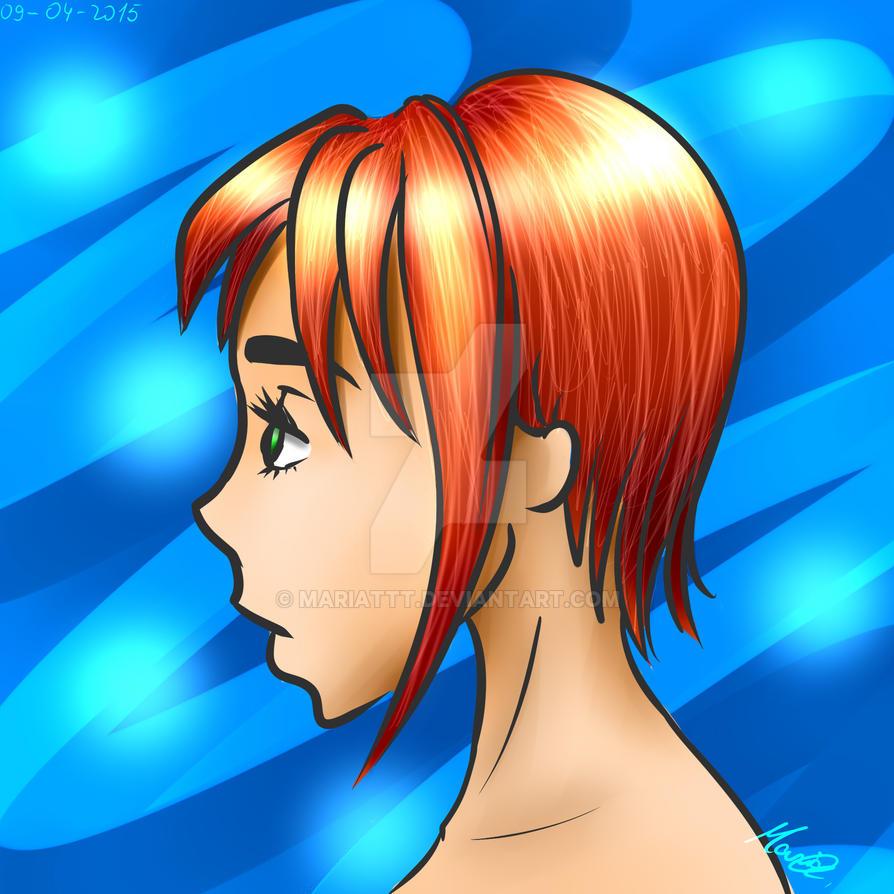 Red Hair *.* by MariaTTT