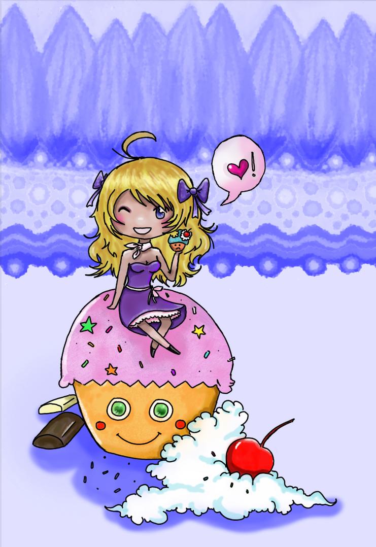 Cupcake Present by KaraNari