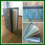 DIY - Small booklet by KaraNari