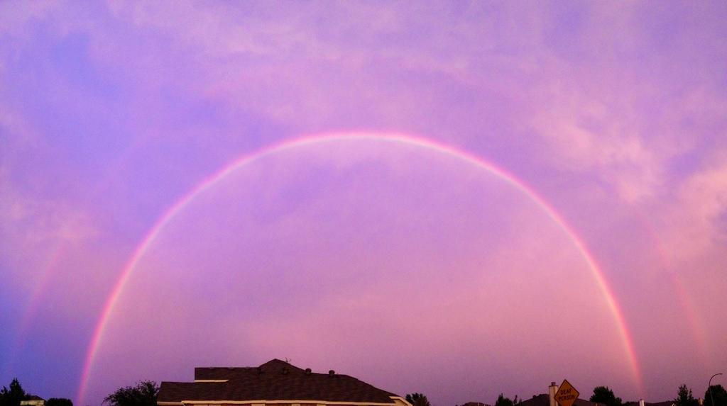 Double Rainbow by YugiFanatic69