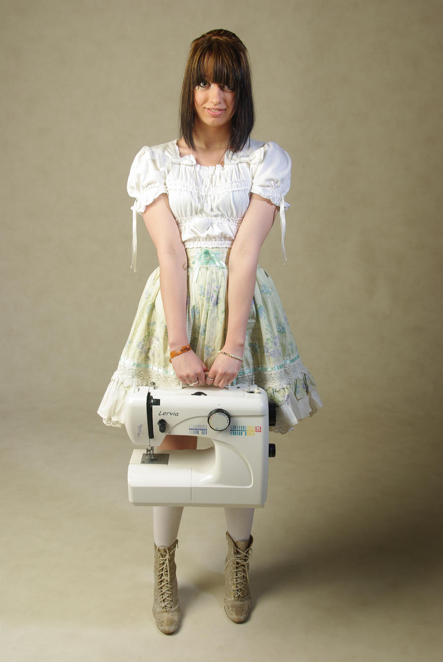 Lolita and Sewing