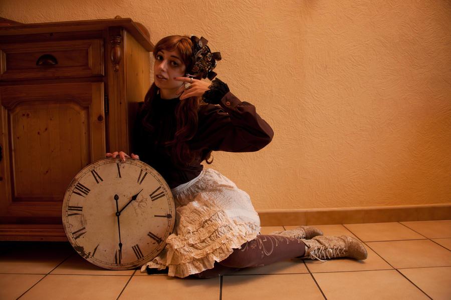 Clockwork 13 by Kawaii-x-Stock