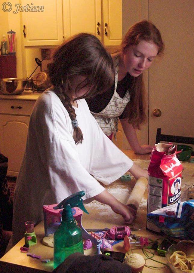 Baking Lesson by RevBurnsie-Redux