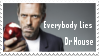 KR Stamp: Dr House by zirukurt01