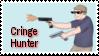 KR Stamp: Cringe Hunter by zirukurt01